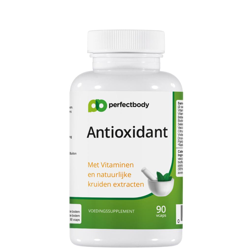 antioxidanten pillen